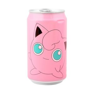 Pokemon Pokeball Jigglypuff Charmander Pikachu Bulbasaur Squirtle Mewtwo 7 Cans
